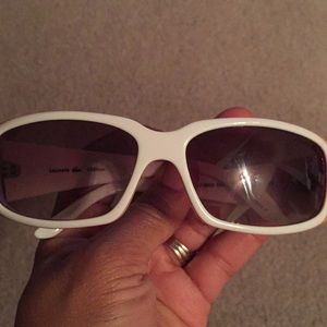 f0d74afa52 Lacoste Accessories - ❌SOLD 🚫 💯 AUTHENTIC Lacoste Sunglasses 🎉🎉🎉